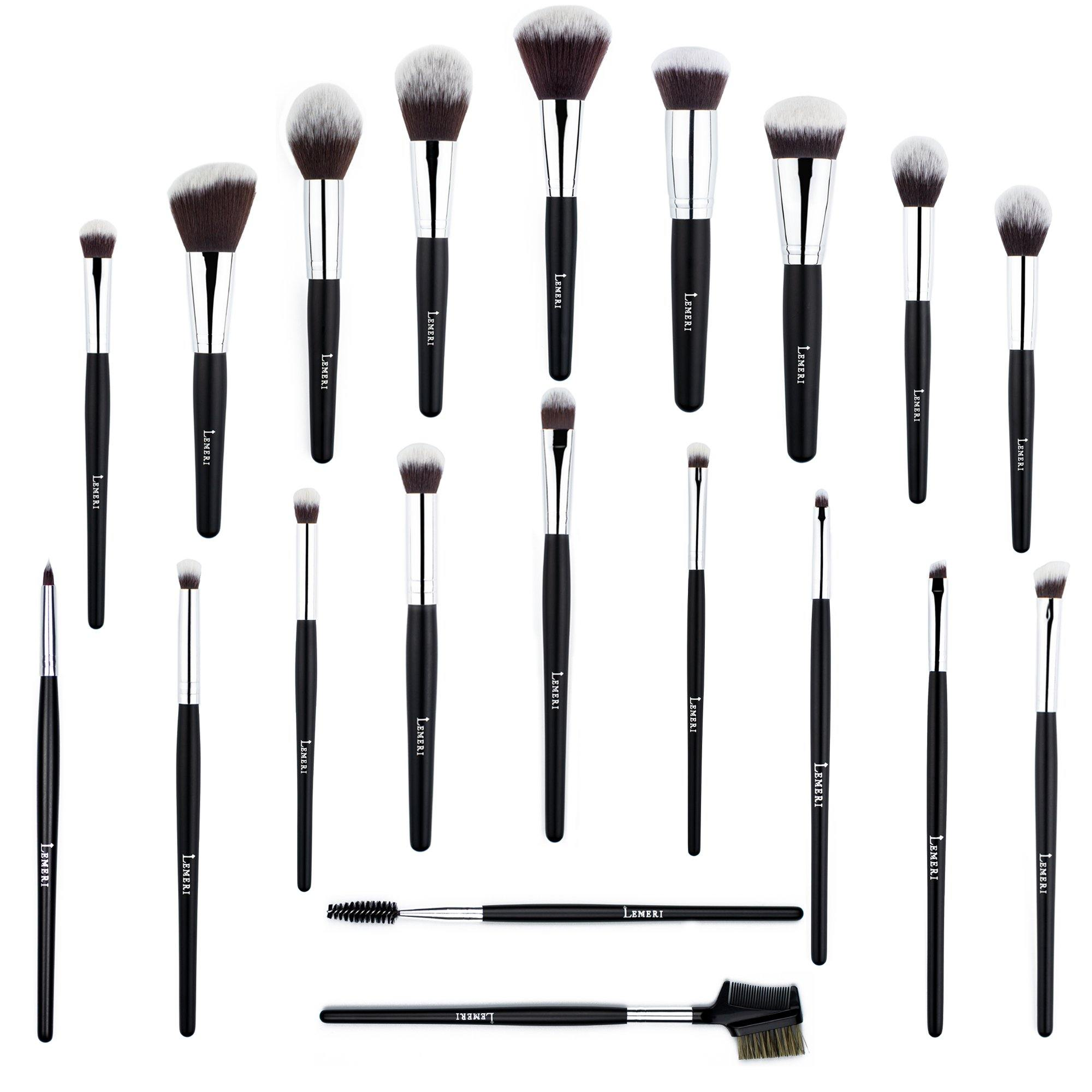 All You Need Brush Set 20pcs - Lemeri Beauty