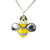 Bee Warrior Necklace