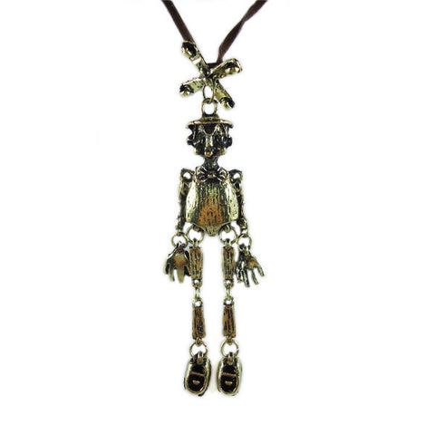 Crow Scarer Necklace