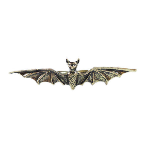 Bat Two-Finger Ring