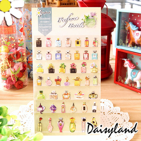 Daisyland Sticker: Perfume Bottle