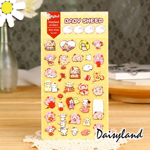 Daisyland Sticker: Baby Sheep