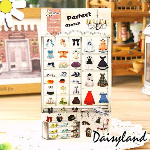 Daisyland Sticker: Perfect Match