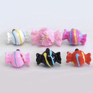 Yummy Earphone Jack Accessories: Candy Series