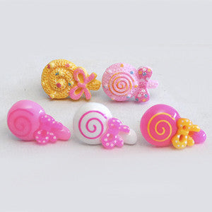 Yummy Earphone Jack Accessories: Lollipop Series
