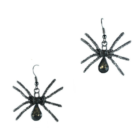 Giant Huntsman Spider Earrings