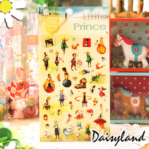 Daisyland Sticker: Little Prince