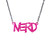 Miss Nerd Necklace
