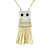 Owl Tassel Necklace
