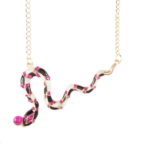 Lux Snake Necklace