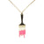 Paint Brush Necklace