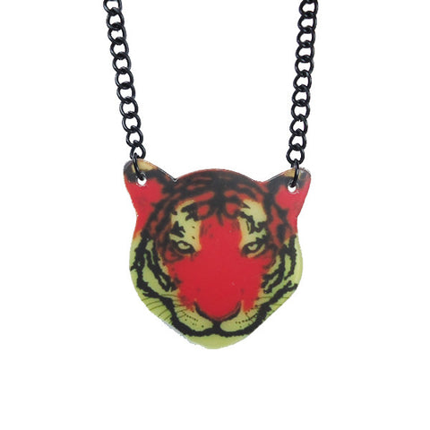 Richard Parker the Tiger Necklace