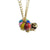 Patchwork Hot Balloon Necklace