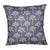 Dandelion Pillow: White on Violet