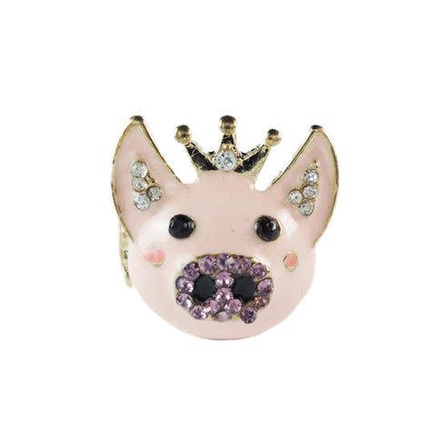 Princess Piggy Ring