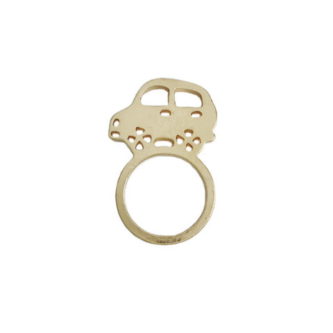 My Cute Car Ring