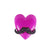 I Love Moustache Ring
