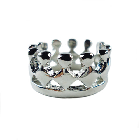 King's Crown Ring