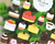 Funny Sticker World: Patisserie