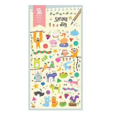 SONIA Sticker: Spring Day