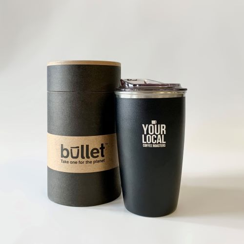 Bullet reusable cup