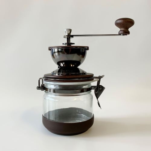 Hario cannister coffee grinder