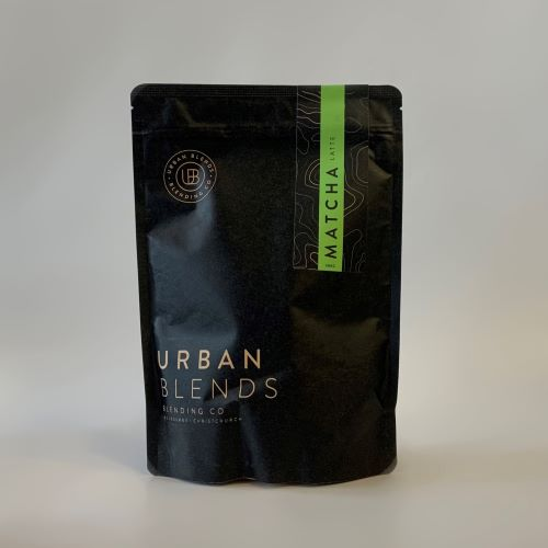 Urban blends matcha latte