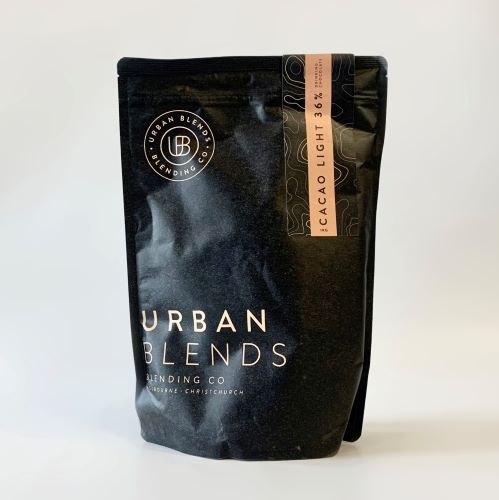 Urban blends drinking chocolate