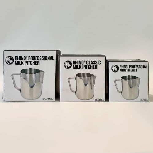 Rhino professional milk pitcher