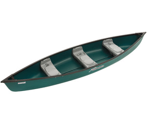 "Canoe Rental W/Electric Motor ""14' - 3 Seats"" (For 8 Hours)"