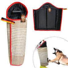 Load image into Gallery viewer, Dog Training Equipment Bite Sleeves Tugs Pads