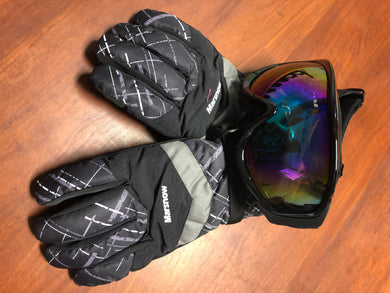 Gloves and Goggles Rental