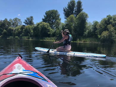 Kayak Guided Tour - Wood River Wetlands at Agency Lake
