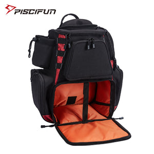 Fishing Tackle Bag Backpack Piscifun
