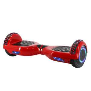 Hoverboard 6.5 inch bluetooth Chrome Electric Skateboard