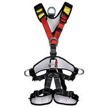 Load image into Gallery viewer, Climbing Harnesses Full Body Safety Belt Anti Fall