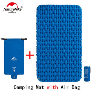 Sleeping Mat Lightweight Moisture-proof Air Mattress 2-Person
