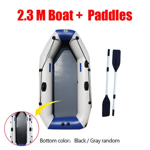 Raft PVC Inflatable 1-5 person