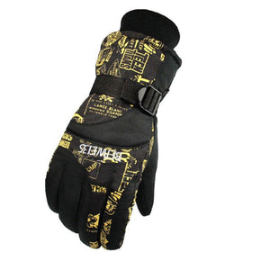 Ski Gloves Men Women