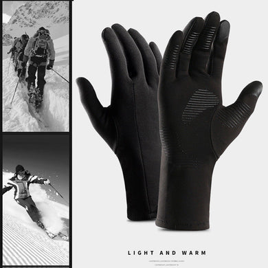 Ski Gloves Men Women Insulated Thermal Touch Screen