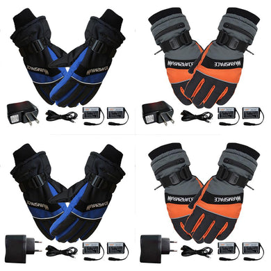 Ski Gloves Heated USB Hand Warmer Electric Rechargeable