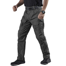 Load image into Gallery viewer, Pants Tactical Military Cargo Men Cotton