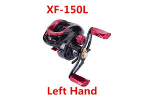 Fishing Reel High Quality Ultra Light Bait Casting Left Right Hand
