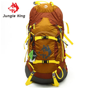 Backpack 55L Travel Mountaineering Bag Waterproof