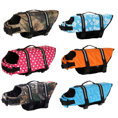 Pet Dog Life Jacket Pet Saver Life Vest