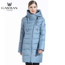 Load image into Gallery viewer, Jacket Women Winter Long Thick Coat Hooded Down Parka
