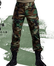 Load image into Gallery viewer, Pants Men's Military Snake Camouflage Tactical