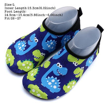 Load image into Gallery viewer, Water Shoes Toddlers Non-Slip Rubber Sole Quick Dry