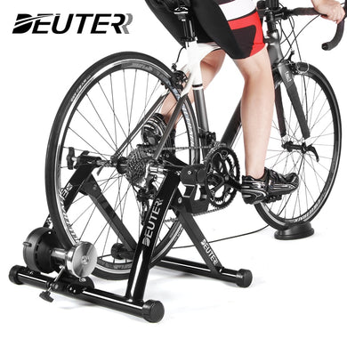 Indoor Exercise Bike Trainer 6 Speed Magnetic Resistance