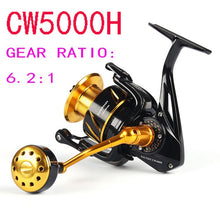 Load image into Gallery viewer, Fishing Reel full metal spinning reel